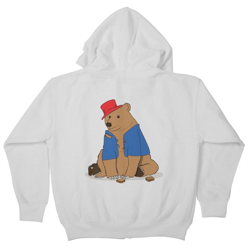 All Grown Up Kids Zip-Up Hoody by MeiDAS - Artist Shop