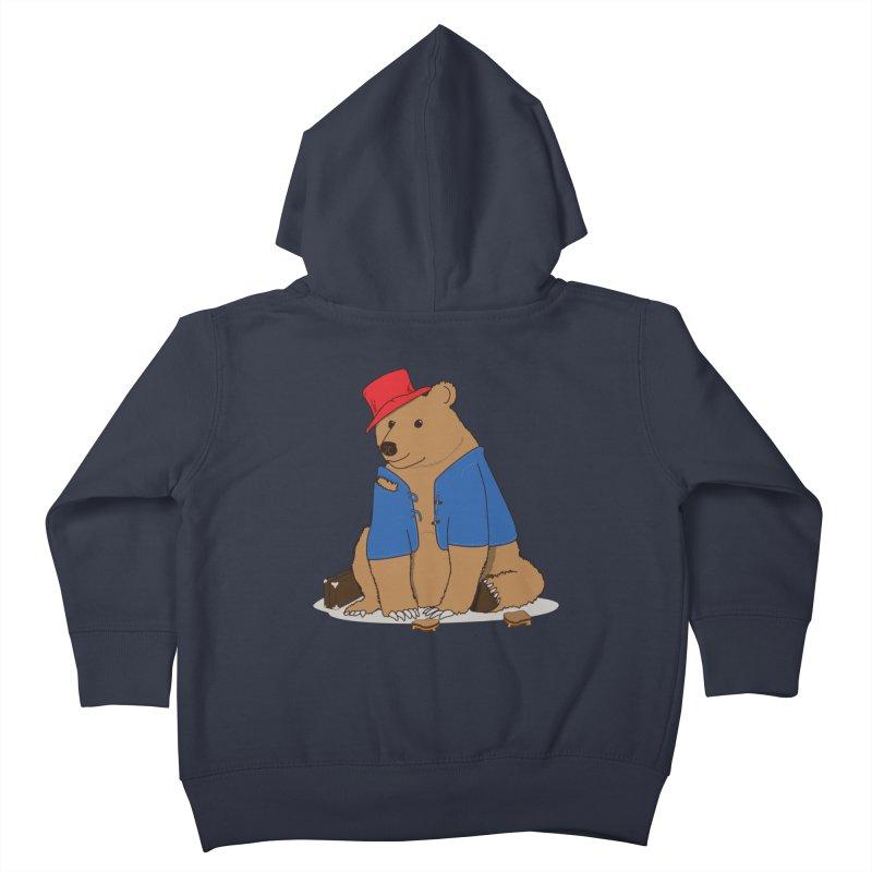 All Grown Up Kids Toddler Zip-Up Hoody by MeiDAS - Artist Shop