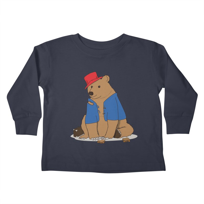 All Grown Up Kids Toddler Longsleeve T-Shirt by MeiDAS - Artist Shop