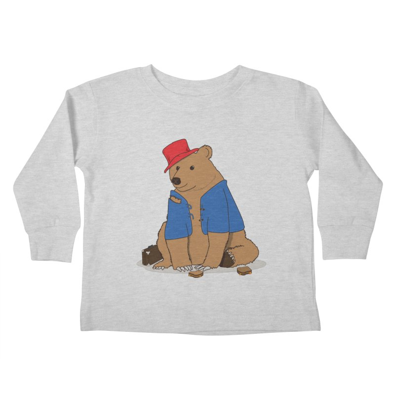 All Grown Up Kids Toddler Longsleeve T-Shirt by MeiDAS - Artist Shop