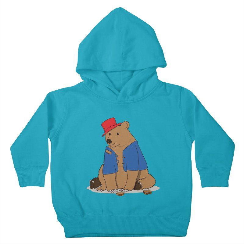 All Grown Up Kids Toddler Pullover Hoody by MeiDAS - Artist Shop