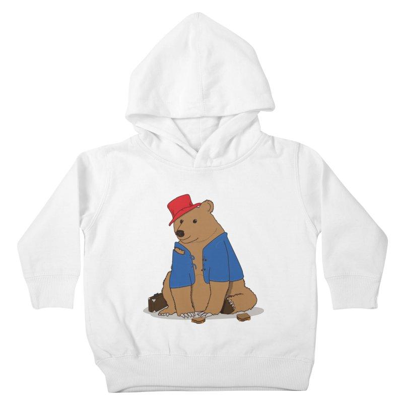 All Grown Up Kids Toddler Pullover Hoody by MeiDAS - Artist Shop