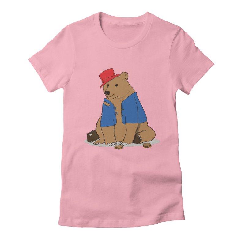 All Grown Up Women's Fitted T-Shirt by MeiDAS - Artist Shop