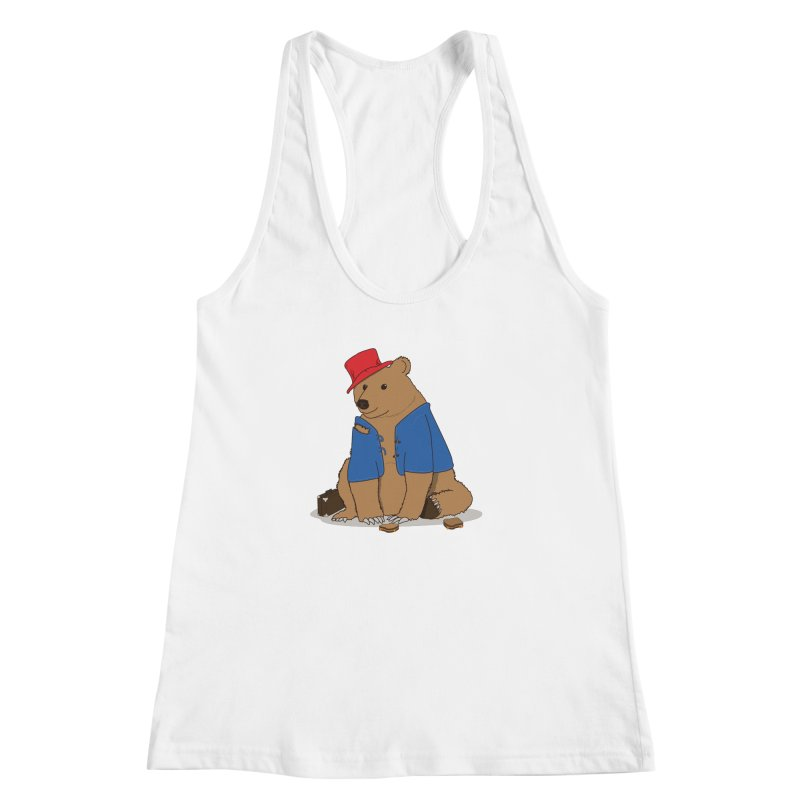 All Grown Up Women's Racerback Tank by MeiDAS - Artist Shop