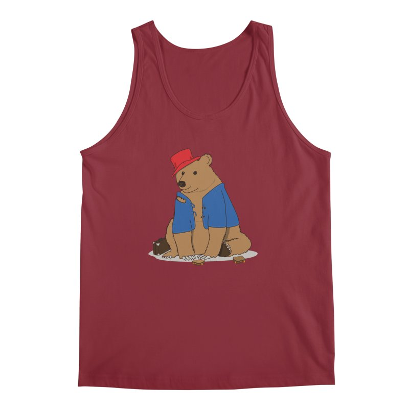All Grown Up Men's Tank by MeiDAS - Artist Shop