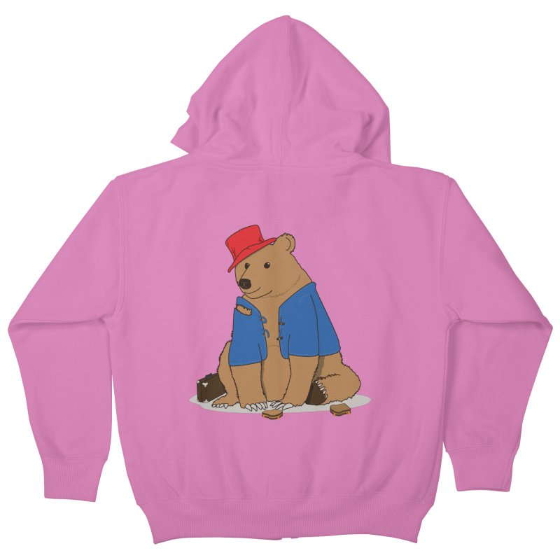 All Grown Up Kids Zip-Up Hoody by MeiDAS - Artist Shop