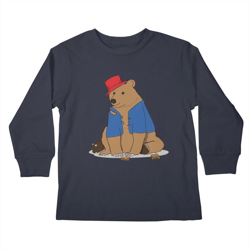 All Grown Up Kids Longsleeve T-Shirt by MeiDAS - Artist Shop