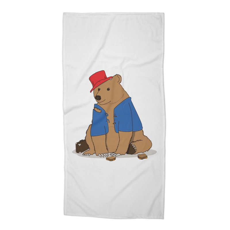 All Grown Up Accessories Beach Towel by MeiDAS - Artist Shop