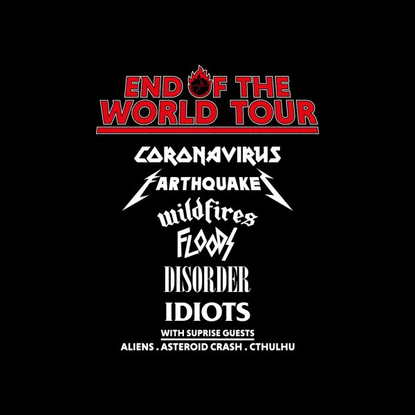 image for End Of The World Tour