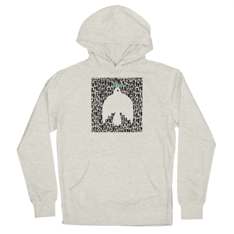 Dove of Peace Women's Pullover Hoody by Melinda Beck