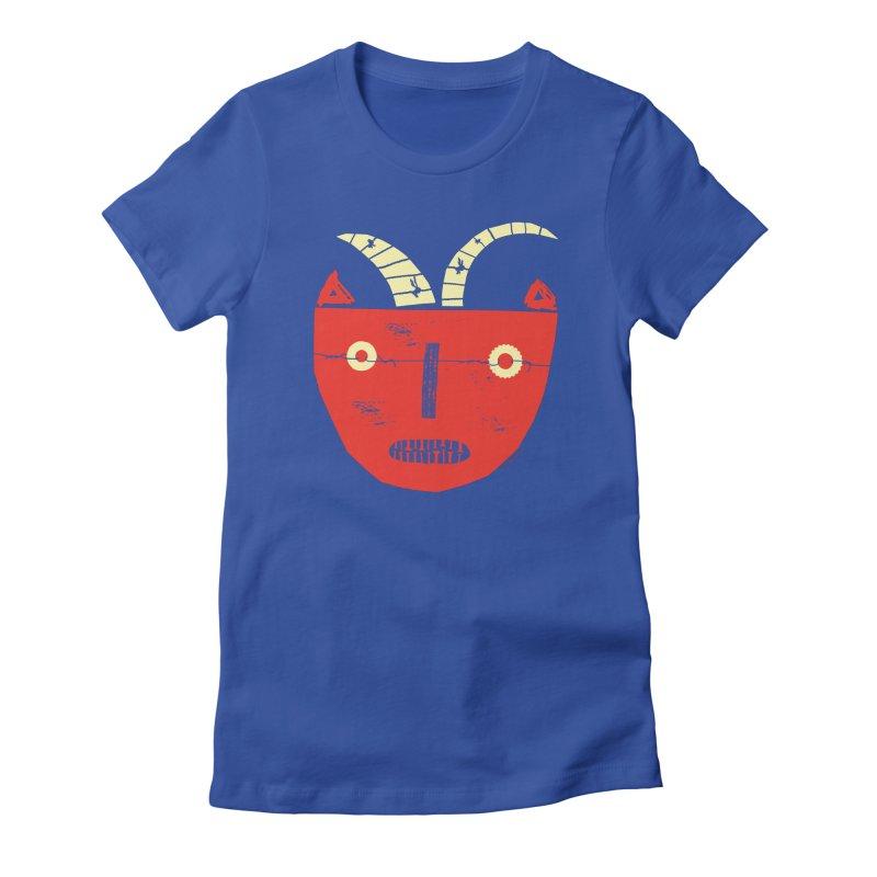 Devil Women's T-Shirt by Melinda Beck