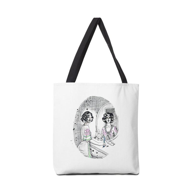 Secrets Accessories Tote Bag Bag by Melisa Des Rosiers Artist Shop
