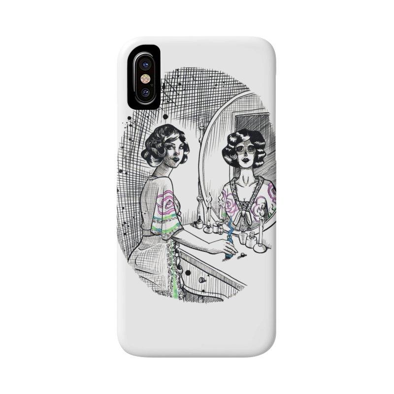 Secrets Accessories Phone Case by Melisa Des Rosiers Artist Shop