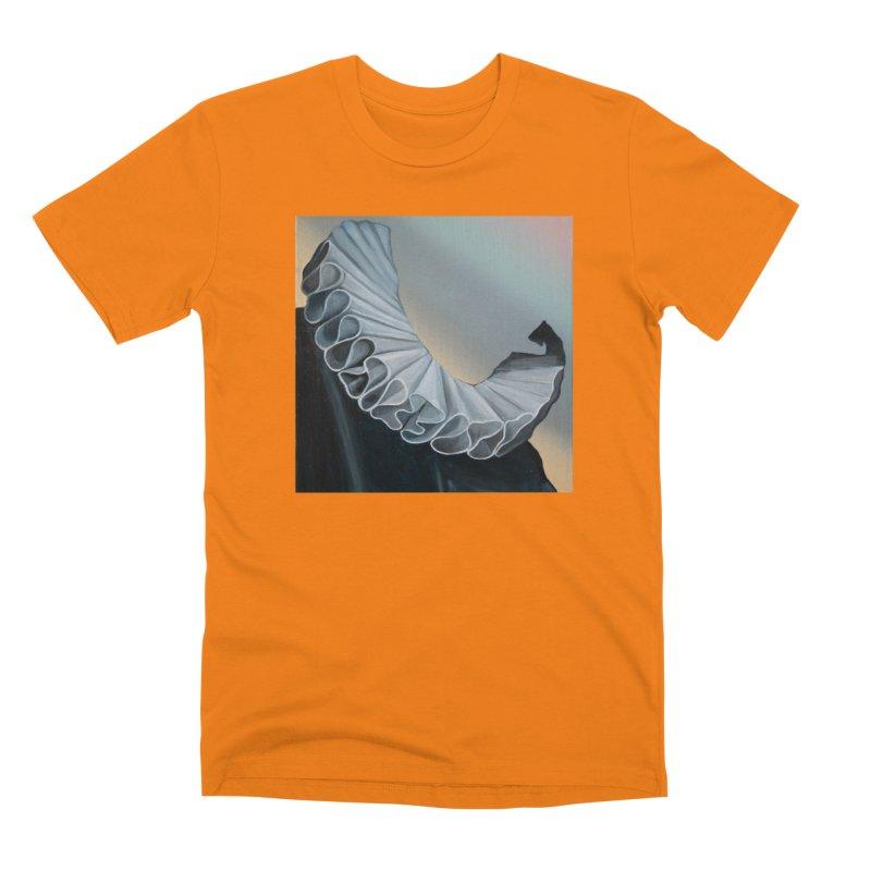 Collar Coolest Men's T-Shirt by Melissa Furness's Artist Shop