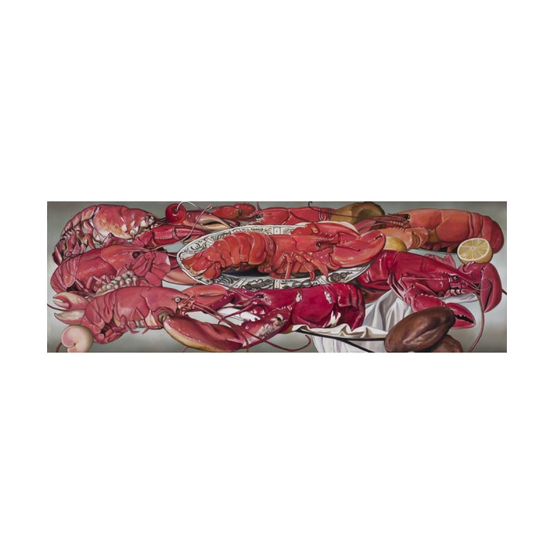 Lobsters Men's Shoes by Melissa Furness's Artist Shop