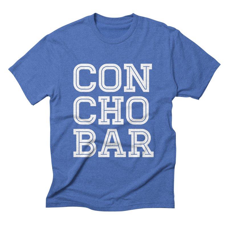 It's Connor Men's Triblend T-shirt by Melissa JR