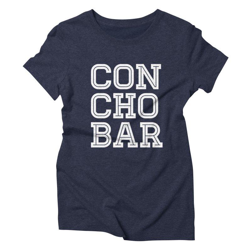 It's Connor Women's Triblend T-shirt by Melissa JR