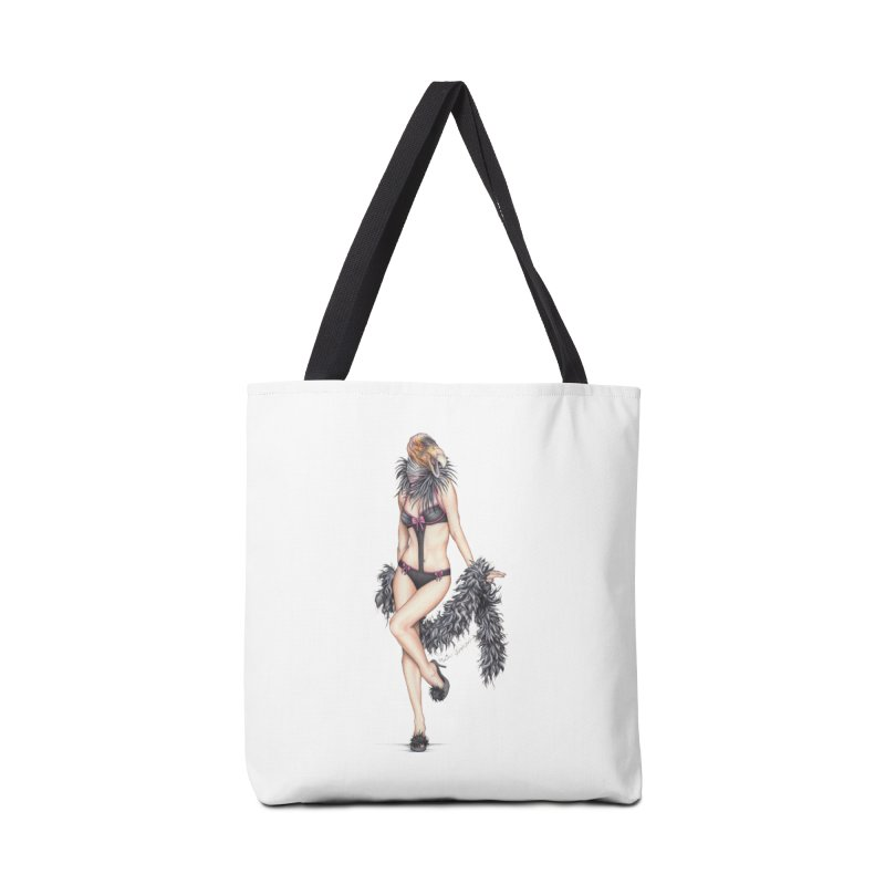 California Condor Gurl - Home & Accessories Accessories Tote Bag Bag by MelJo JoJo's Artist Shop