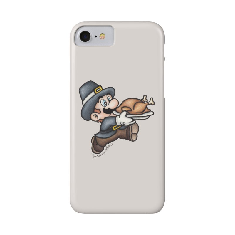 Super Pilgrim Accessories Phone Case by MelJo JoJo's Artist Shop