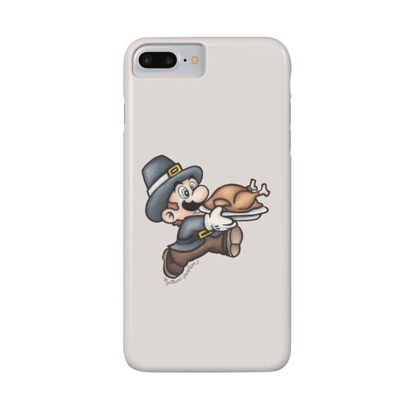 Super Pilgrim Accessories Phone Case by MelJo JoJo's Artist Shop