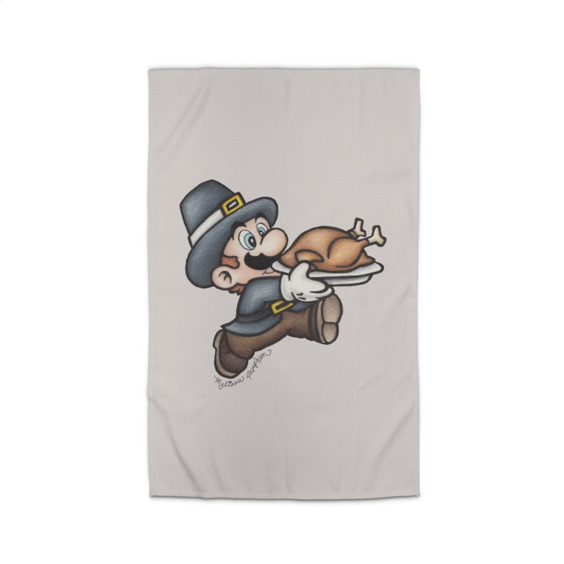 Super Pilgrim Home Rug by MelJo JoJo's Artist Shop