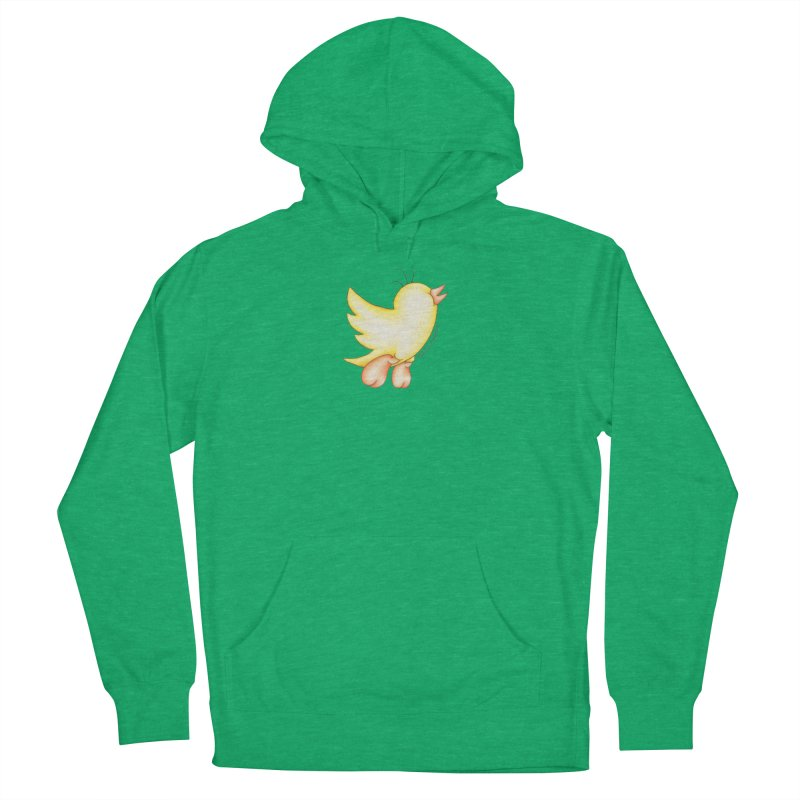 Tweeter Women's Pullover Hoody by MelJo JoJo's Artist Shop