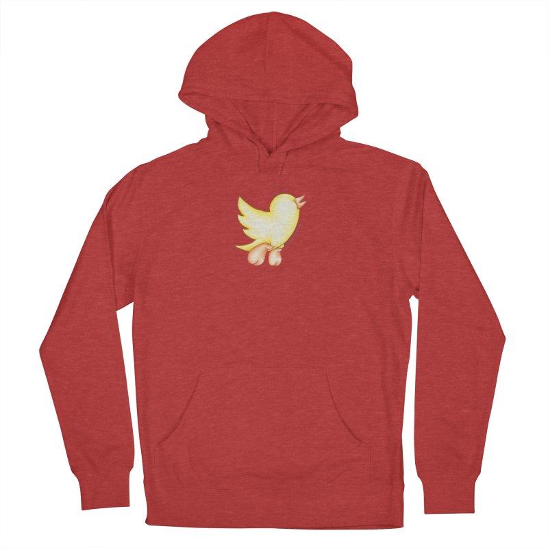 Tweeter Women's Pullover Hoody by MelJo JoJo's Artist Shop