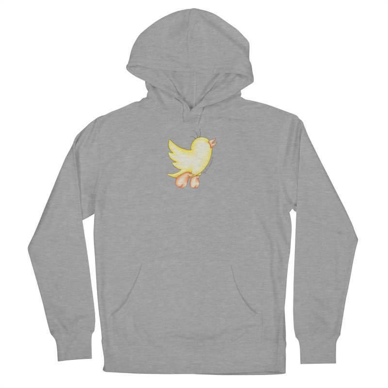 Tweeter Men's Pullover Hoody by MelJo JoJo's Artist Shop