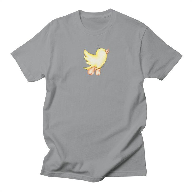 Tweeter Men's T-shirt by MelJo JoJo's Artist Shop