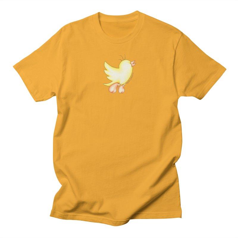 Tweeter Women's Regular Unisex T-Shirt by MelJo JoJo's Artist Shop