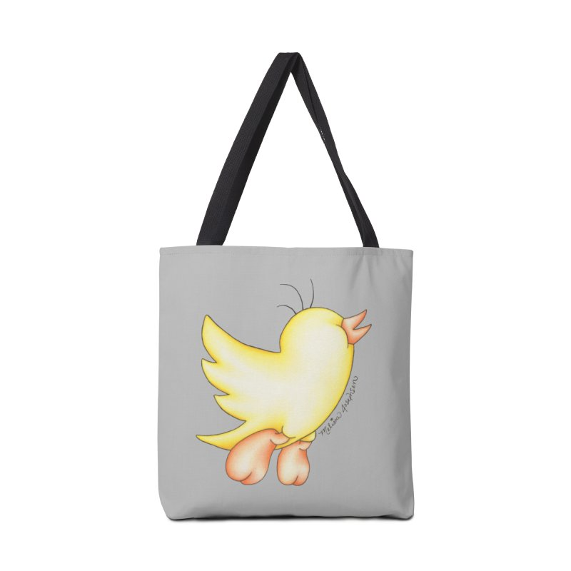 Tweeter Accessories Bag by MelJo JoJo's Artist Shop