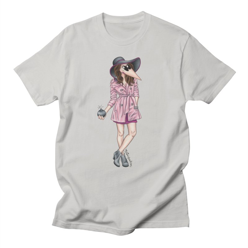 Girly Spy Women's Unisex T-Shirt by MelJo JoJo's Artist Shop