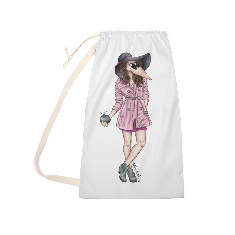 Girly Spy Accessories Bag by MelJo JoJo's Artist Shop