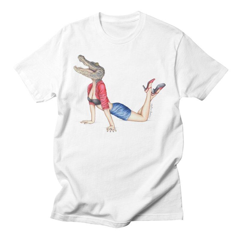 Bayou Betty Men's T-Shirt by MelJo JoJo's Artist Shop