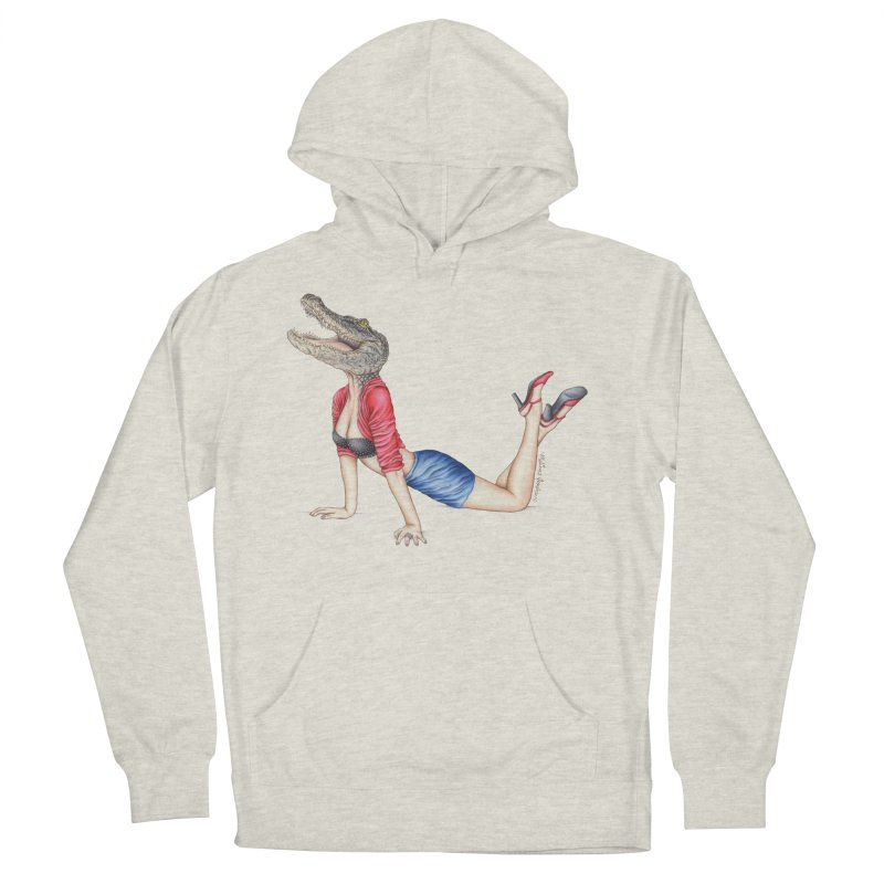 Bayou Betty Men's Pullover Hoody by MelJo JoJo's Artist Shop
