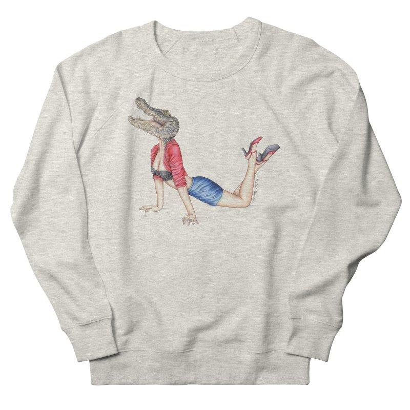Bayou Betty Women's Sweatshirt by MelJo JoJo's Artist Shop