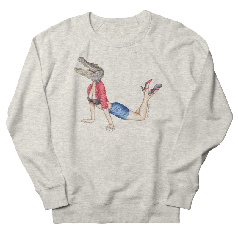 Bayou Betty Men's Sweatshirt by MelJo JoJo's Artist Shop