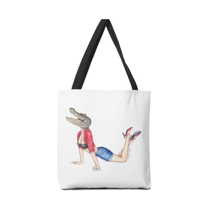 Bayou Betty Accessories Bag by MelJo JoJo's Artist Shop