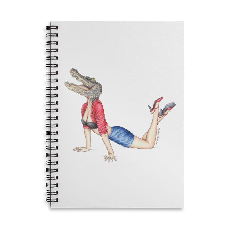 Bayou Betty Accessories Notebook by MelJo JoJo's Artist Shop