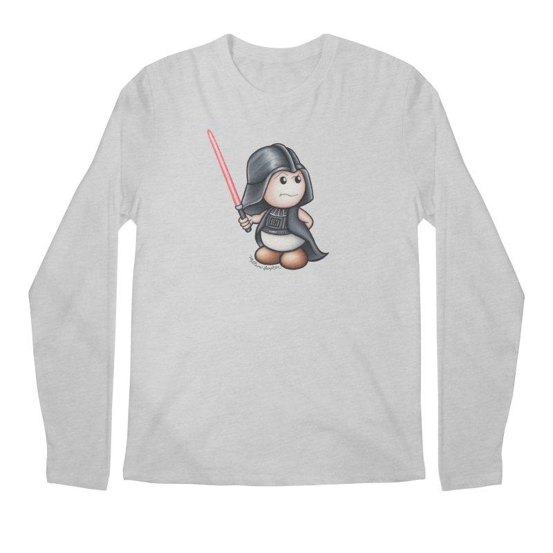 Space Mushroom Men's Regular Longsleeve T-Shirt by MelJo JoJo's Artist Shop