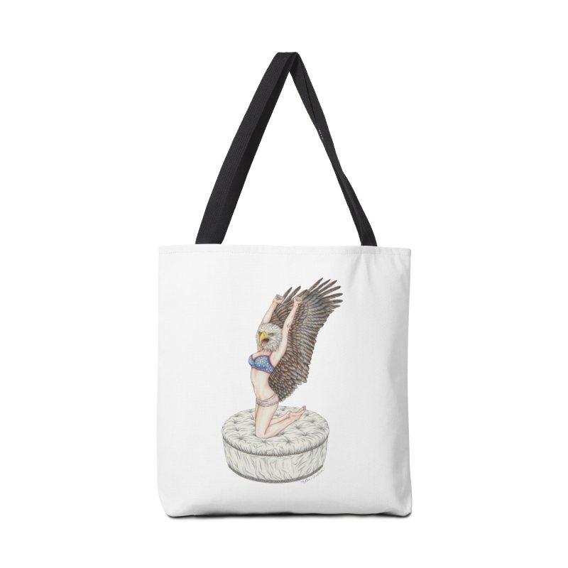 American Woman Accessories Bag by MelJo JoJo's Artist Shop
