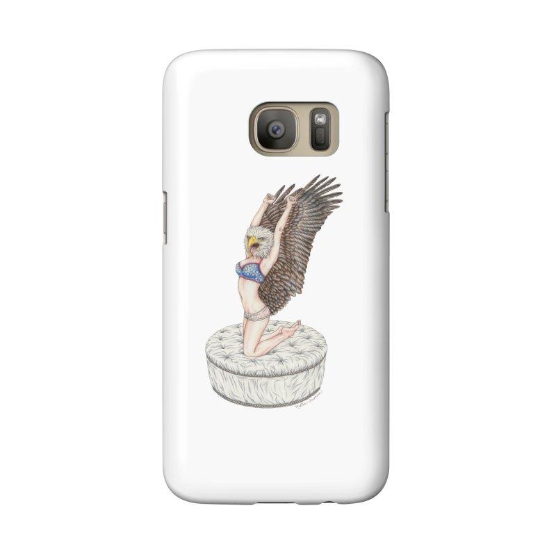 American Woman Accessories Phone Case by MelJo JoJo's Artist Shop