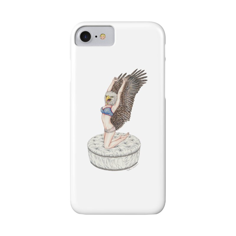 American Woman Accessories Phone Case by MelJo JoJo's Artist Shop