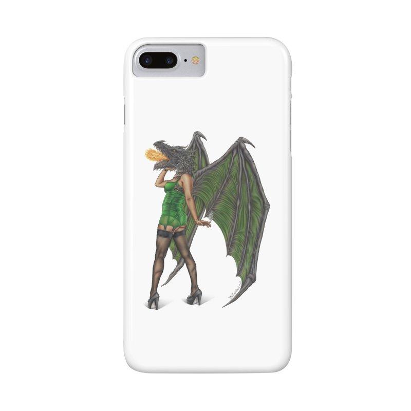 Draggin' Lady Accessories Phone Case by MelJo JoJo's Artist Shop