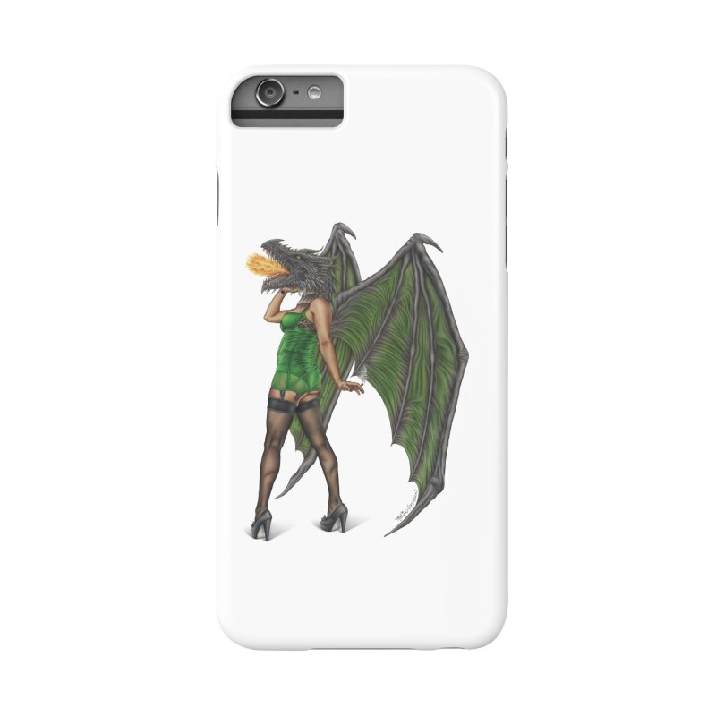 Draggin' Lady Accessories Phone Case by MelJo JoJo's Artist Shop