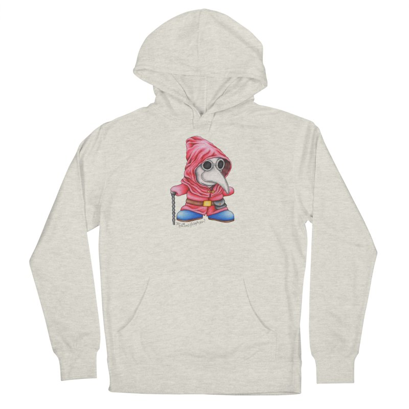 Shy Doctor Men's Pullover Hoody by MelJo JoJo's Artist Shop