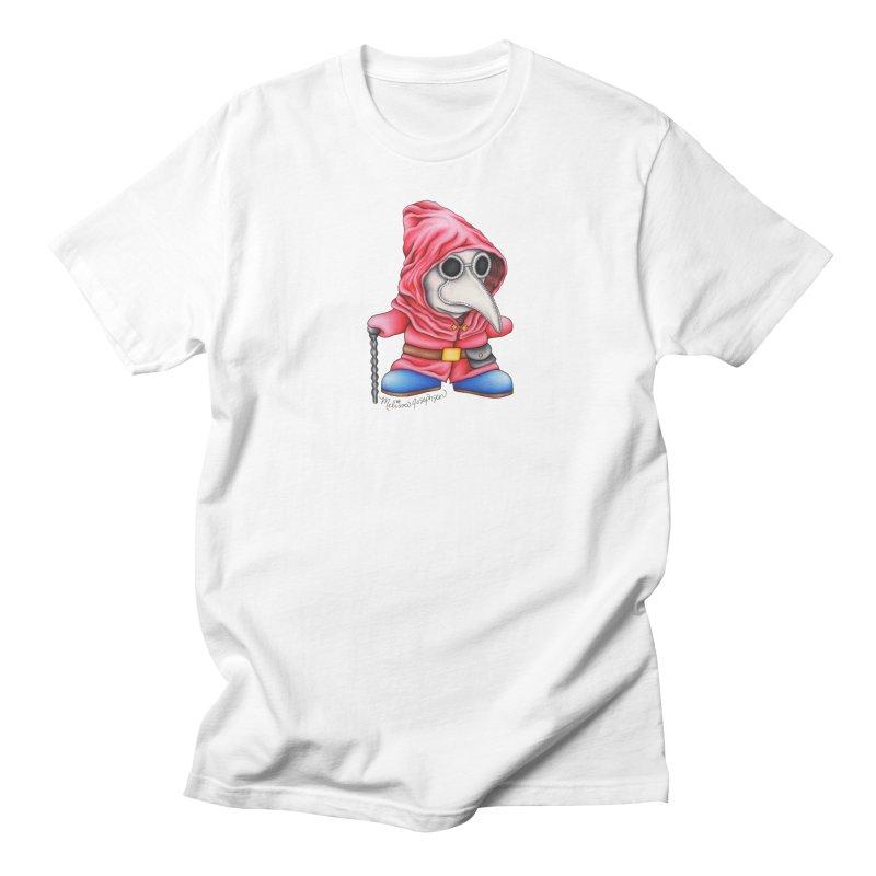 Shy Doctor Women's Unisex T-Shirt by MelJo JoJo's Artist Shop