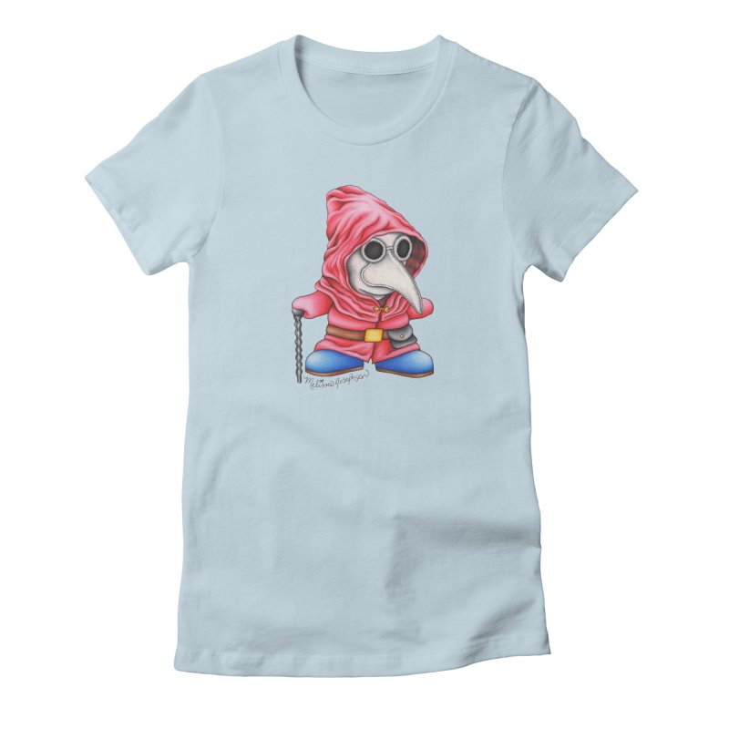 Shy Doctor Women's T-Shirt by MelJo JoJo's Artist Shop