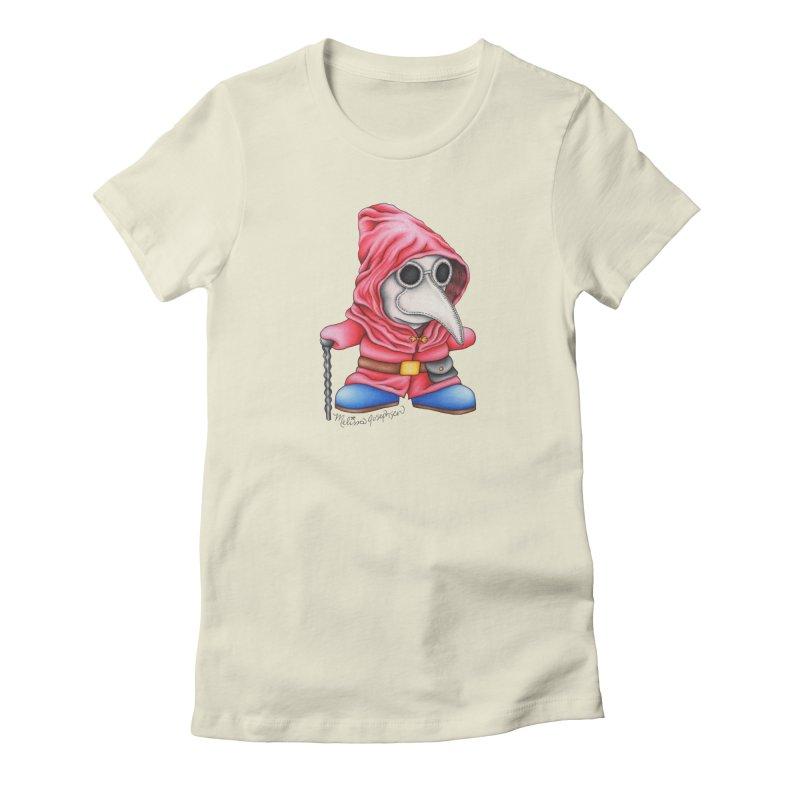 Shy Doctor Women's T-Shirt by MelJo JoJo's Artist Shop