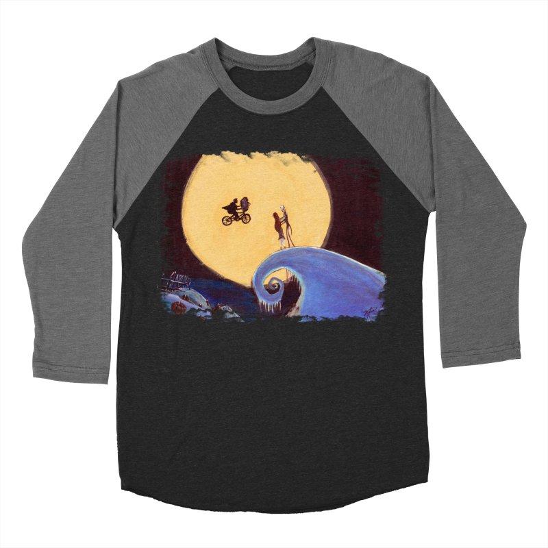 What's That? Men's Baseball Triblend T-Shirt by mellypereda's Artist Shop
